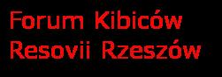 Forum Kibic�w Resovii Rzesz�w